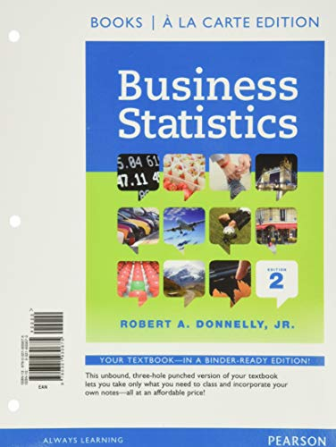 9780133852288: Business Statistics Student Value Edition Plus NEW MyLab Statistics with Pearson eText -- Access Card Package (2nd Edition)
