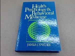9780133855500: Health Psychology and Behavioral Medicine