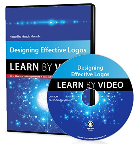 9780133855937: Designing Effective Logos: Learn by Video