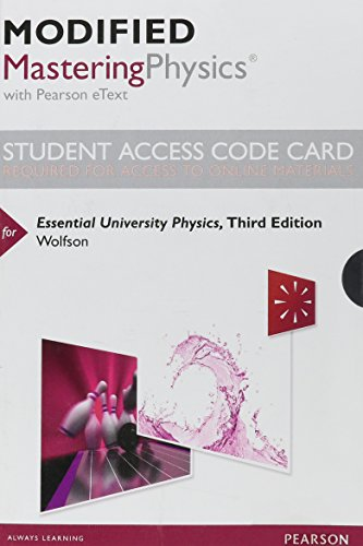 wolfson essential university physics 3rd edition pdf