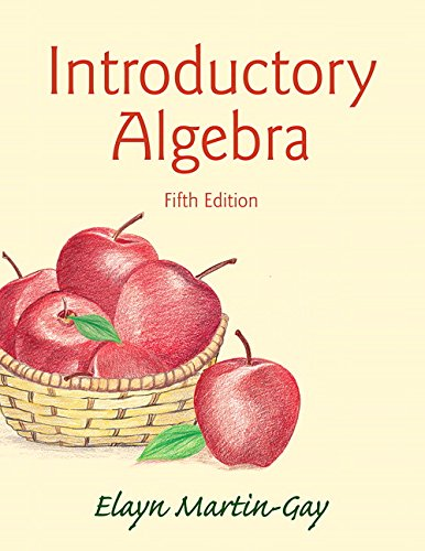 9780133858181: Introductory Algebra Plus NEW MyLab Math with Pearson eText -- Access Card Package (5th Edition) (What's New in Developmental Math?)