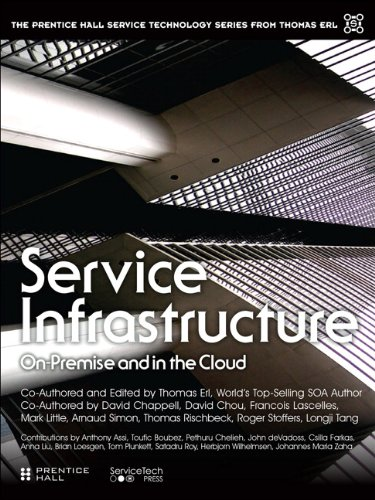 9780133858723: Service Infrastructure: On-Premise and in the Cloud (The Prentice Hall Service Technology Series from Thomas Erl)