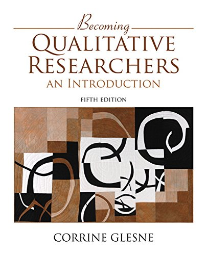 9780133859393: Becoming Qualitative Researchers: An Introduction (5th Edition)