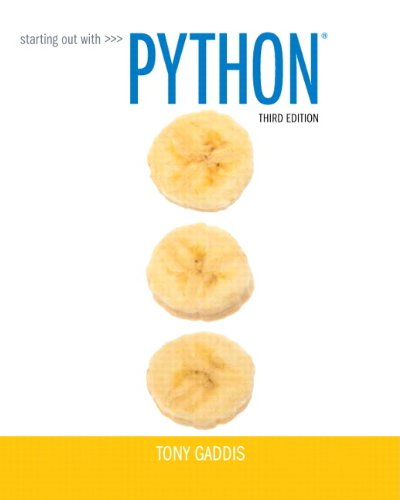 9780133862256: Starting Out with Python plus MyProgrammingLab with Pearson eText -- Access Card Package (3rd Edition)