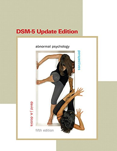 9780133862447: Abnormal Psychology: Perspectives, DSM-5 Update Edition Plus MySearchLab with Pearson eText -- Access Card Package (5th Edition)