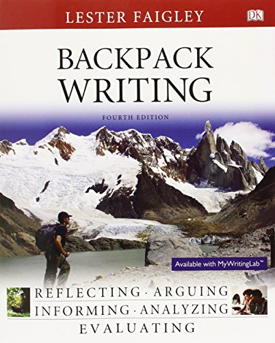 9780133862669: Backpack Writing (4th Edition)
