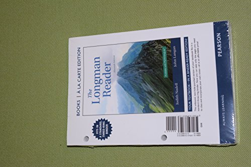 9780133863123: Longman Reader, The, Books a la Carte Edition (11th Edition)