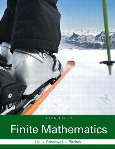 9780133864472: Finite Mathematics Plus MyLab Math with Pearson eText -- Access Card Package (11th Edition) (Lial, Greenwell & Ritchey, The Applied Calculus & Finite Math Series)