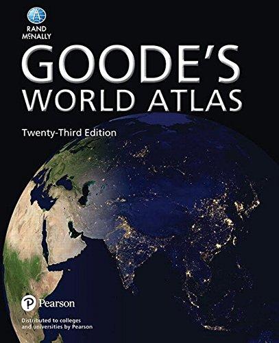9780133864649: Goode's World Atlas (23rd Edition)