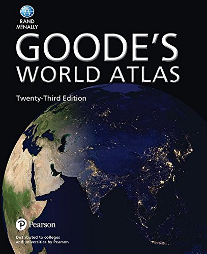 9780133864649: Goode's World Atlas
