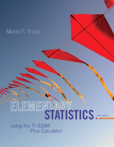 9780133864977: Elementary Statistics Using the TI-83/84 Plus Calculator Plus NEW MyLab Statistics with Pearson eText - Access Card Package (4th Edition)
