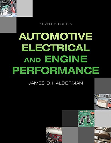 9780133866278: Halderman: Autom Elect Engin Perfo_7 (7th Edition) (Automotive Systems Books)