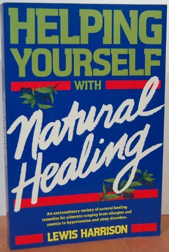 Helping Yourself With Natural Healing