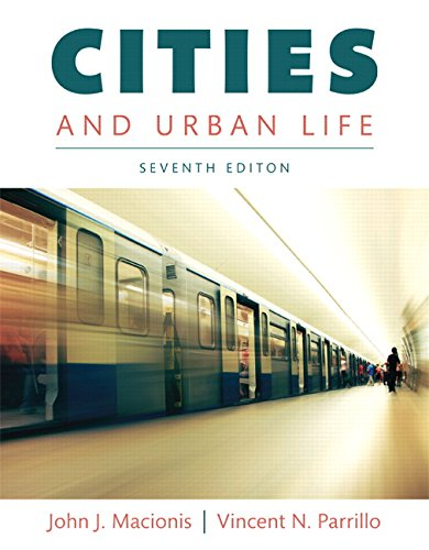 9780133869804: Cities and Urban Life (7th Edition)
