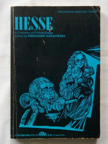 9780133871753: Hesse: A Collection of Critical Essays