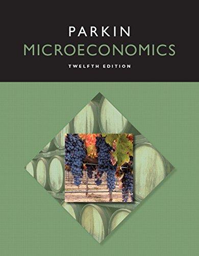 9780133872293: Microeconomics (12th Edition) (Pearson Series in Economics)