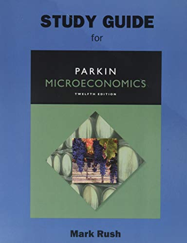 9780133872569: Study Guide for Microeconomics