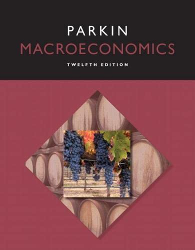 9780133872644: Macroeconomics (Pearson Series in Economics)