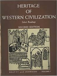 9780133872842: Heritage of Western civilization (v. 2)