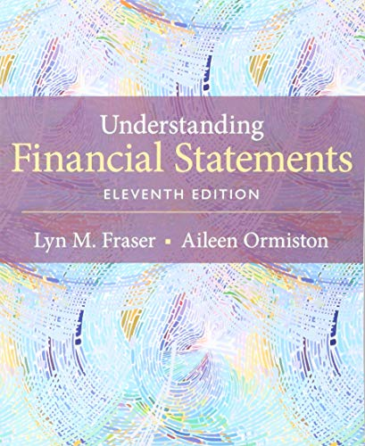 9780133874037: Understanding Financial Statements