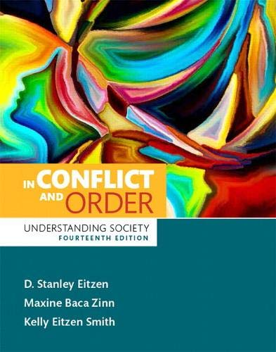 9780133875829: In Conflict and Order: Understanding Society (14th Edition)
