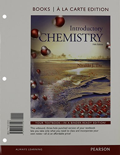9780133877939: Introductory Chemistry, Books a la Carte Edition & Modified MasteringChemistry with Pearson eText -- ValuePack Access Card -- for Introductory Chemistry Package