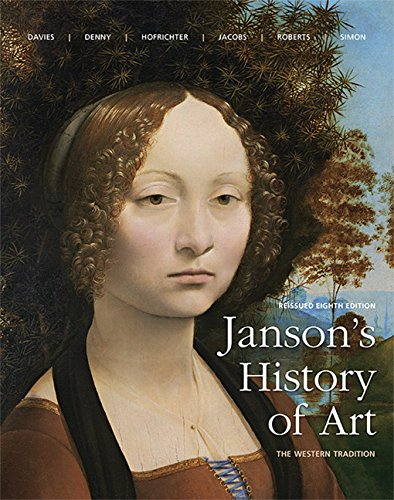 9780133878295: Janson's History of Art: The Western Tradition Reissued Edition (8th Edition)