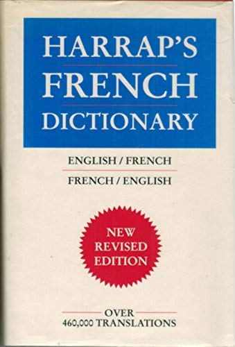 Harrap's Shorter French and English Dictionary/Indexed: PUBLISHERS