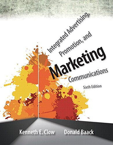 9780133879308: Integrated Advertising, Promotion, and Marketing Communications Plus 2014 Mymarketinglab with Pearson Etext -- Access Card Package