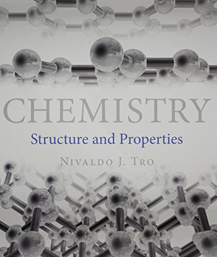 9780133884517: Chemistry: Structure and Properties & Modified MasteringChemistry with Pearson eText -- ValuePack Access Card -- for Chemistry: Structure and Properties Package