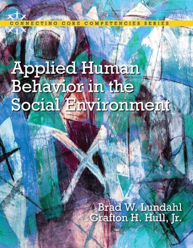 9780133884746: Applied Human Behavior in the Social Environment with Enhanced Pearson eText -- Access Card Package (Connecting Core Competencies)