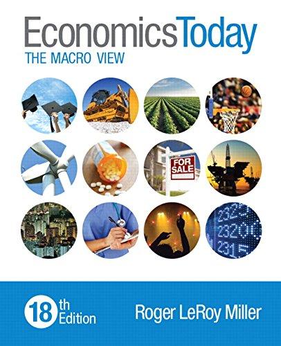 9780133884876: Economics Today: The Macro View (18th Edition)