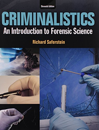 9780133884913: Criminalistics: An Introduction to Forensic Science, Student Value Edition Plus MyLab Criminal Justice with Pearson eText -- Access Card Package (11th Edition)