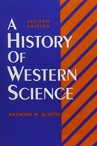 9780133885132: A History of Western Science