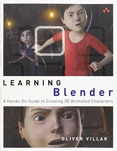 9780133886177: Learning Blender: A Hands-On Guide to Creating 3D Animated Characters