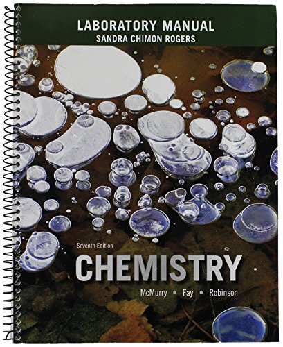 9780133886627: Laboratory Manual for Chemistry (7th Edition)