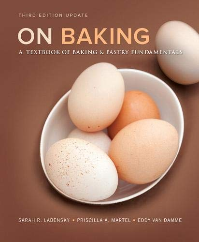 9780133886757: On Baking (Update): A Textbook of Baking and Pastry Fundamentals