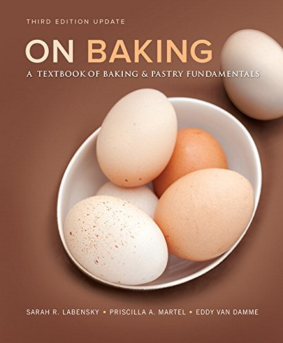 9780133886757: On Baking (Update): A Textbook of Baking and Pastry Fundamentals (3rd Edition)