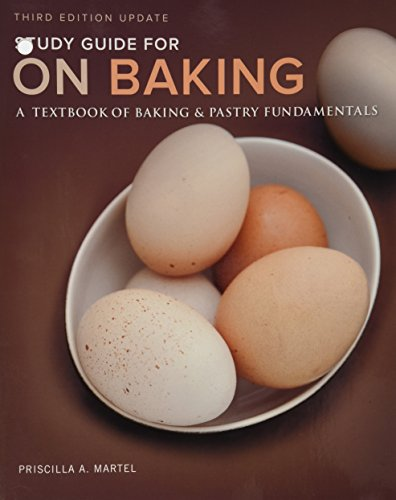 9780133886931: Study Guide for On Baking (Update): A Textbook of Baking and Pastry Fundamentals