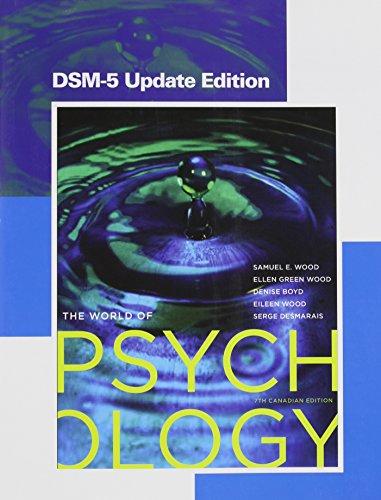 9780133887556: World of Psychology