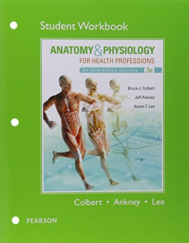 9780133887587: Workbook for Anatomy & Physiology for Health Professions