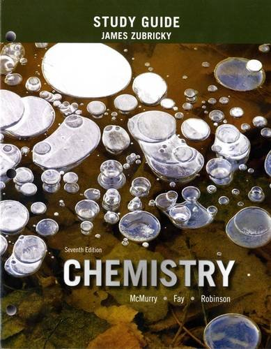 9780133888812: Student Study Guide for Chemistry