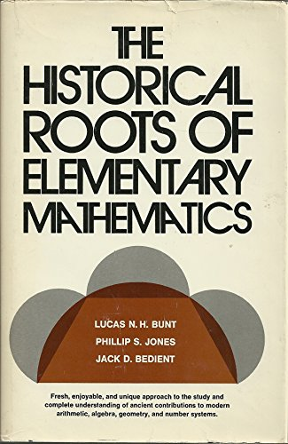 9780133890150: Historical Roots of Elementary Mathematics