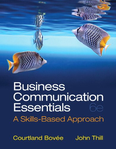 9780133890839: Business Communication Essentials Plus 2014 MyBCommLab with Pearson eText - Access Card Package (6th Edition)