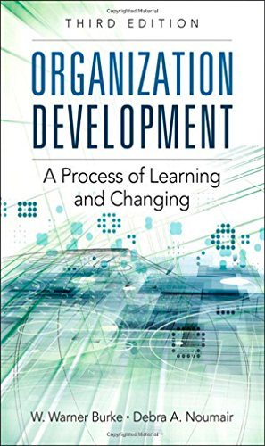 9780133892482: Organization Development: A Process of Learning and Changing