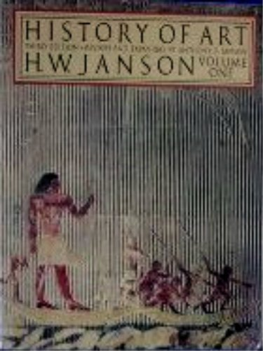 HISTORY OF ART: Janson, H W