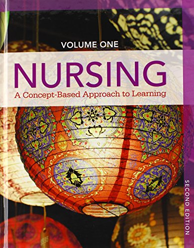 9780133895582: Nursing: A Concept-Based Approach to Learning, Volume I and Volume II (2nd Edition)