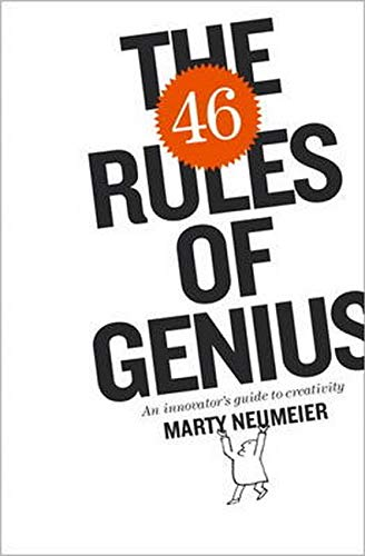 9780133900064: The 46 Rules of Genius: An Innovator's Guide to Creativity