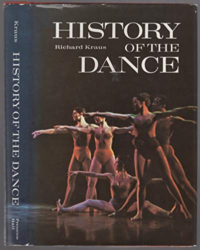 9780133900545: History of the dance in art and education