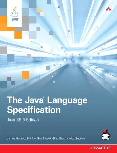 9780133900699: The Java Language Specification, Java SE 8 Edition (Java Series) (Java (Addison-Wesley))